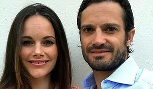 Sofia i Carl ze Szwecji detronizują Kate i Williama