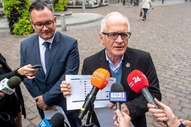 Krzysztof Czabański złożył pozew przeciwko Facebookowi