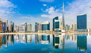 """Dubaj - świat """"naj"""""""