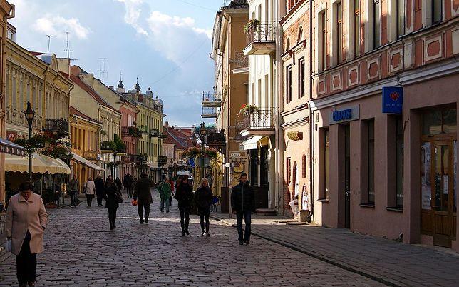 Stare Miasto w Kownie to punkt obowiązkowy dla turysty