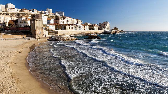 Marsylia to miasto pełne zabytków i atrakcji, jak również pięknych plaż