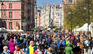 Dzięki akcji polskie miasta wypełniają się turystami, jak w środku sezonu