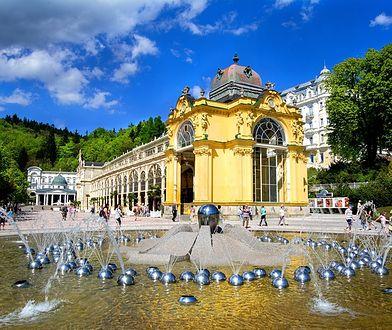 Mariańskie Łaźnie to jedno z najpiękniejszych uzdrowisk w Europie