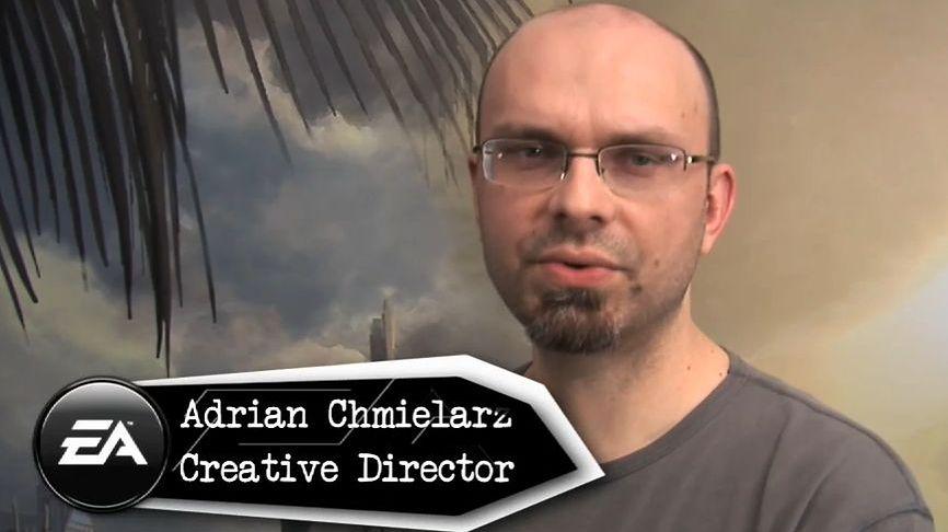 Adrian Chmielarz o najważniejszych elementach Bulletstorm