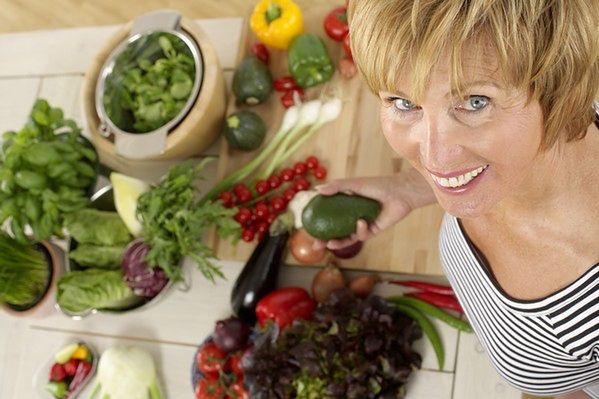 Dieta powinna dostarczać wszystkich potrzebnych witamin