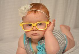 Rozwój niemowlaka - przekonaj się, kiedy twoje dziecko zaczyna widzieć