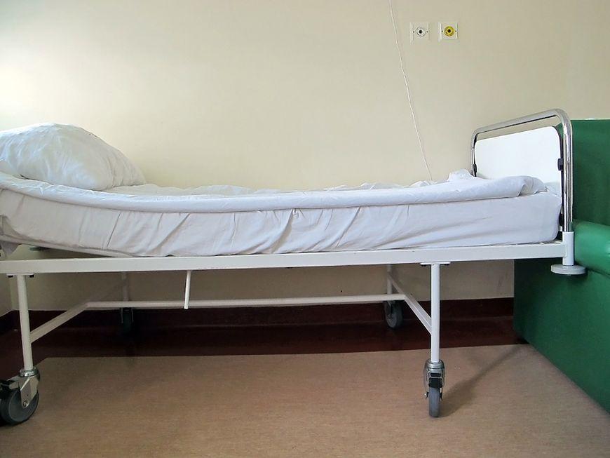 Łóżko dla kobiety