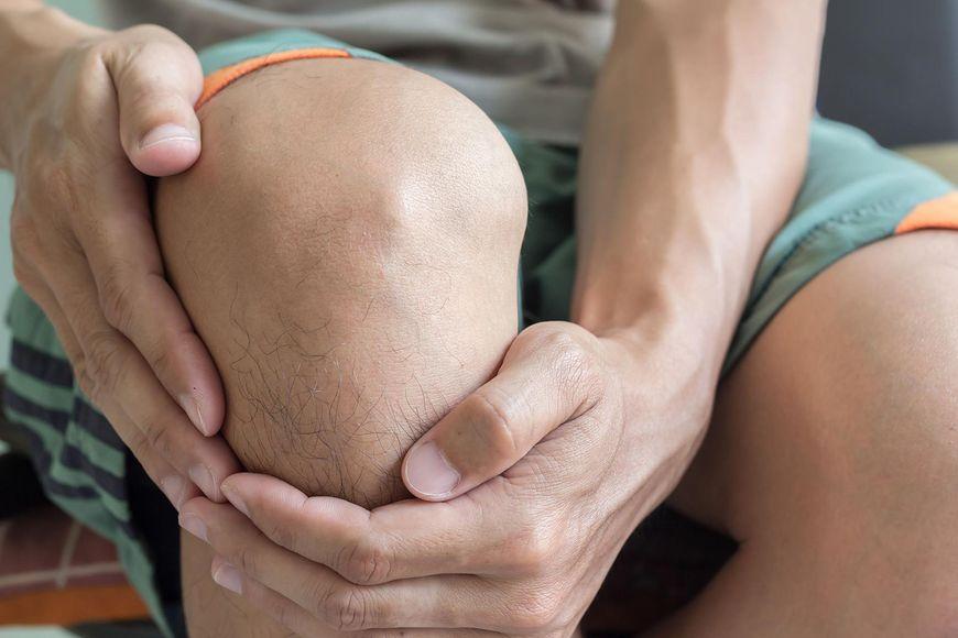 Bóle kolan to nie tylko przypadłość biegaczy