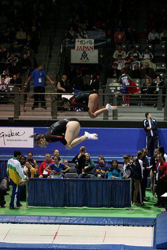 Zawody akrobatyczne