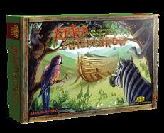Arka Zwierzaków - gra planszowa