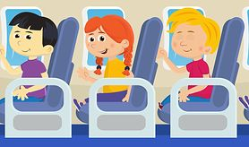 Dzieci poznają nowe zawody. Jestem pilotem
