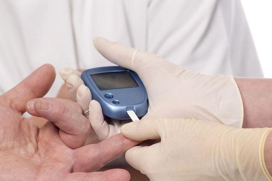 Kontrola cukru we krwi