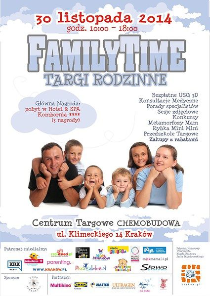 Targi Rodzinne w Krakowie