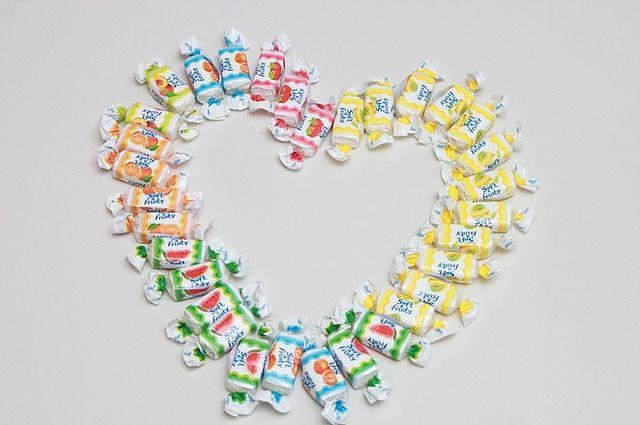 Słodycze w rozmiarze XS