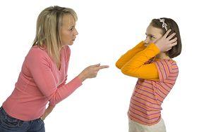 Co robić, gdy dziecko nie słucha rodziców?