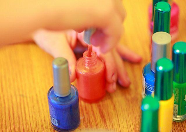 Pielęgnacja paznokci - manicure