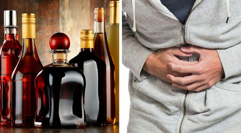 Symptomy alergii na alkohol pojawiają się już po spożyciu jego małej ilości