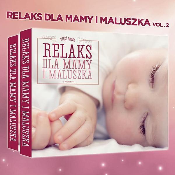 Muzyka relaksacyjna dla małych dzieci