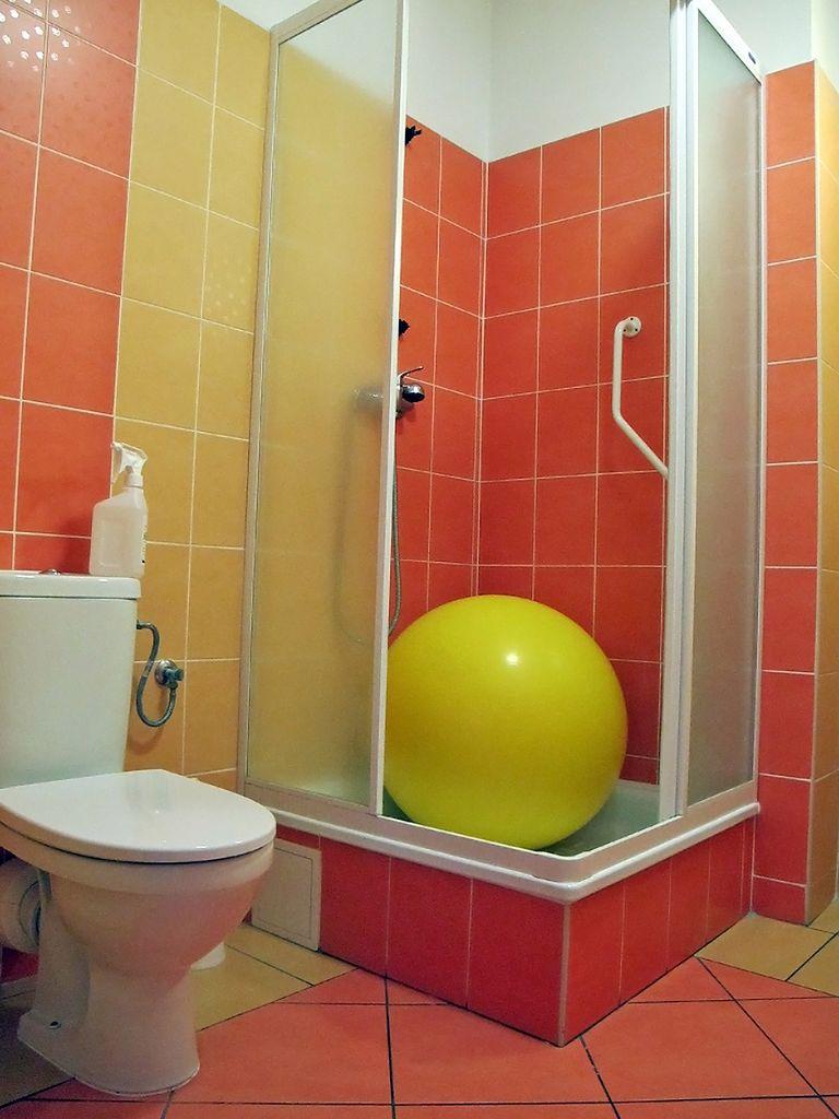 Łazienka dla rodzącej