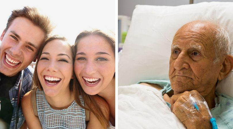 Coraz więcej chorób typowych dla starszych osób, atakuje osoby młode
