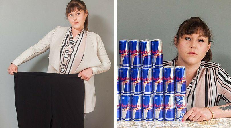 Mary Allwood przyznała, że była uzależniona od energetyków. Po ich odstawieniu, schudła kilkanaście kilogramów
