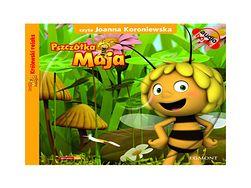Pszczółka Maja - audiobooki z książeczką
