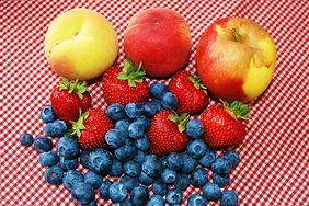 Jedzenie idealne na lato