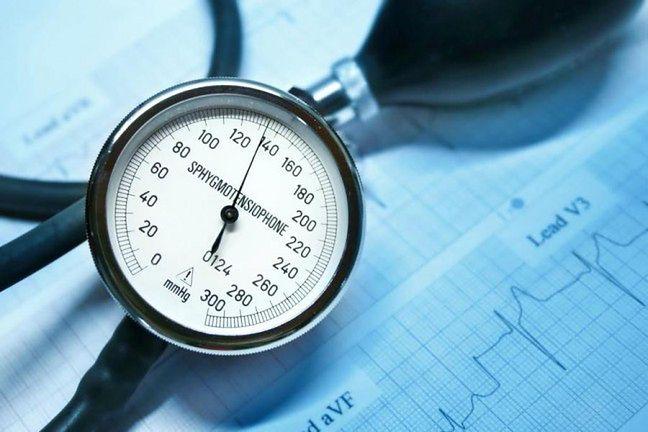 Obniżanie ciśnienia krwi