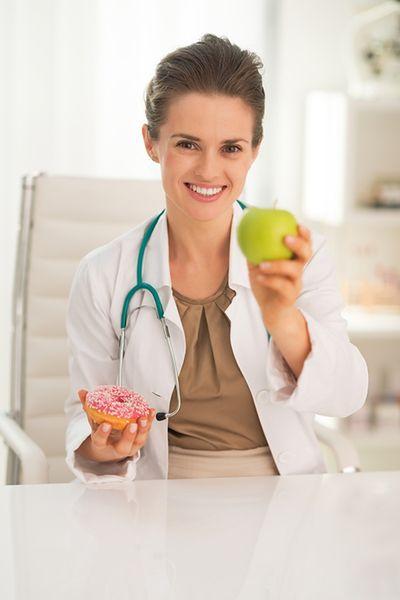 Rozważ wizytę u dietetyka