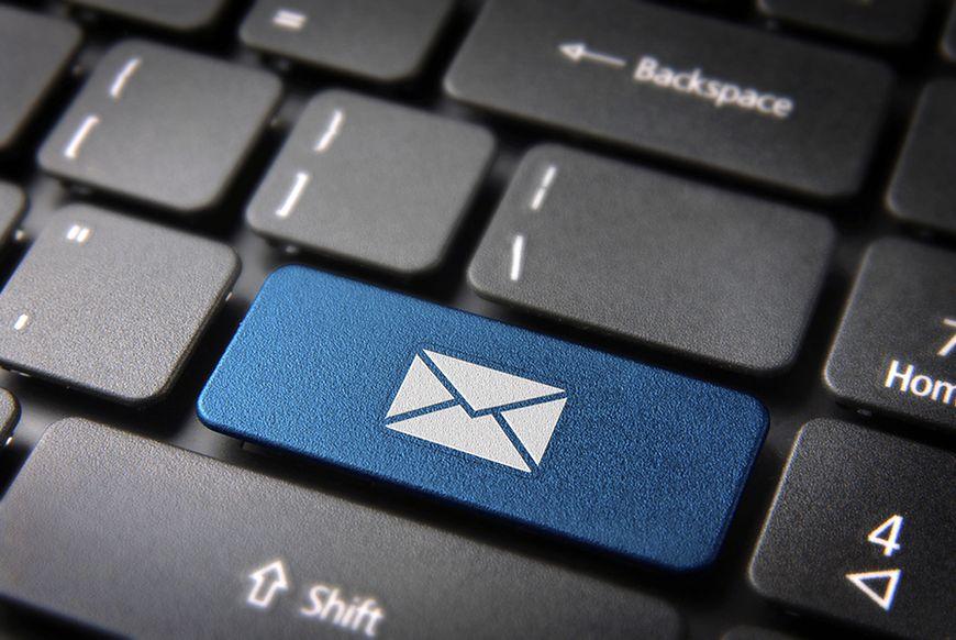 Porządkuj pocztę elektroniczną