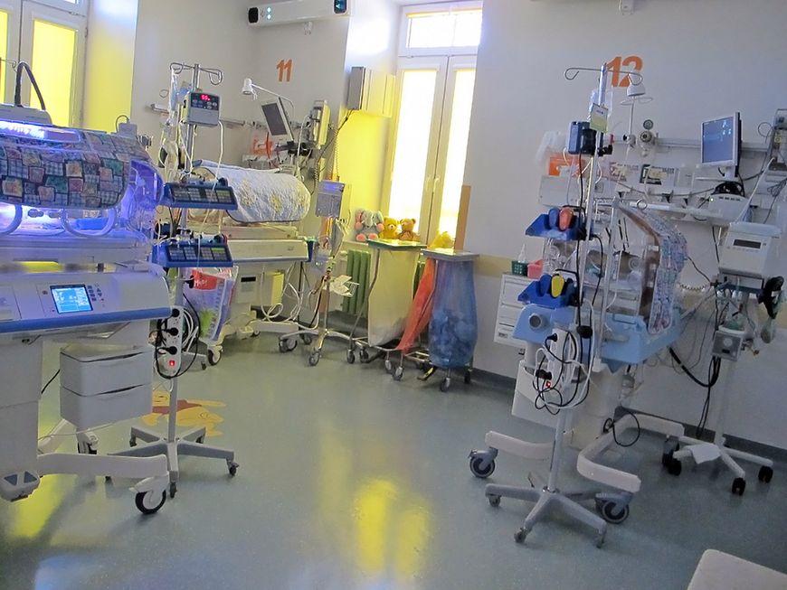 Miejsce do obserwacji i badań noworodków