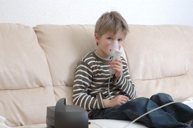 Astma - skurcze oskrzeli