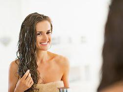 Domowe maseczki na włosy