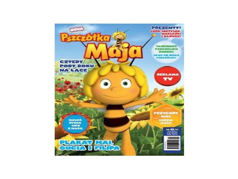 Nowa Pszczółka Maja już w Twoim kiosku!