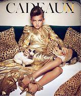 """Szokowała w """"Vogue"""" już jako dziecko. Sprawdź, jak teraz wygląda Thylane Blondeau"""