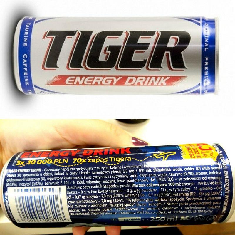Tiger Energy Drink