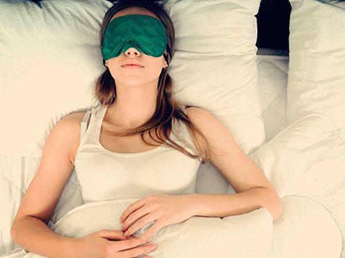 Pozytywny wpływ na sen