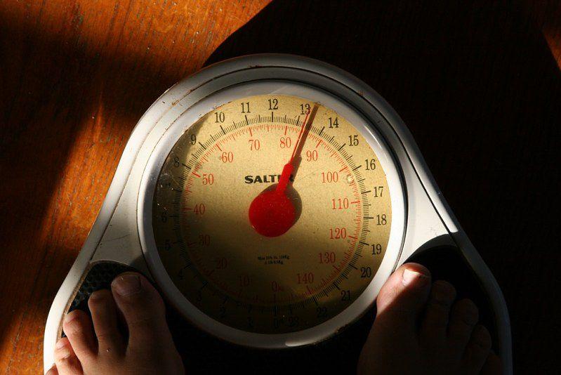 4. Rozładowanie stresu - prawidłowa waga