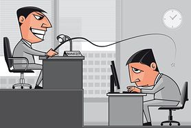 Mobbing – gdy praca staje się udręką