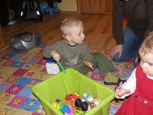 Zajęcia językowe dla najmłodszych