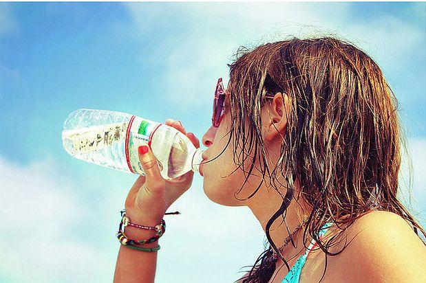 Woda dla szczupłej sylwetki