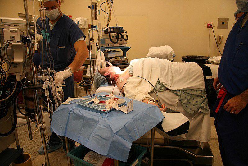 Przygotowanie do operacji