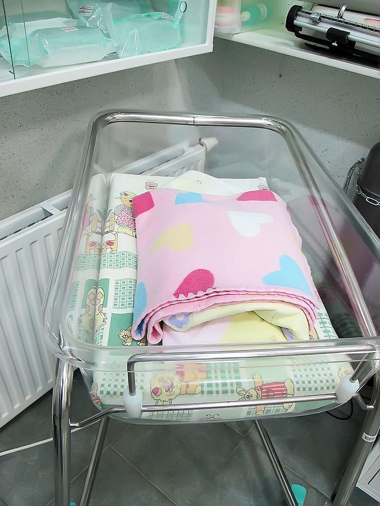 Miejsce dla noworodka