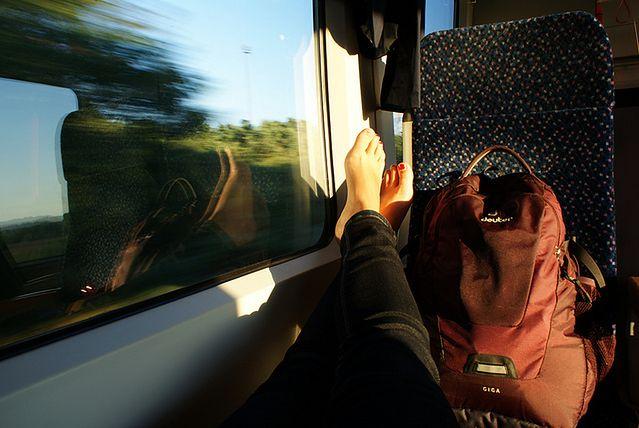 Biegunka podróżnych