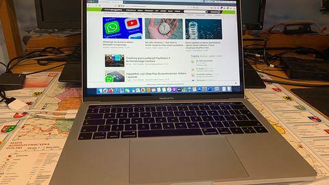 Spojrzenie na najtańszego Macbooka Pro 2019