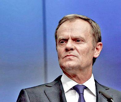 Marcin Makowski: I wtedy wjeżdża on - Donald Tusk w białym Pendolino - i przejmuje władzę w Polsce