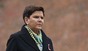 Beata Szydło w radzie Muzeum Auschwitz. Jest kolejna dymisja