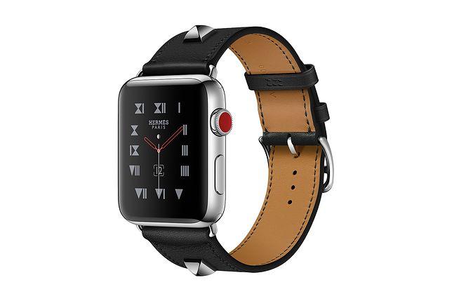 Apple Watch powstały we współpracy z Hermès.