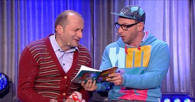 Kabarety w TV WP