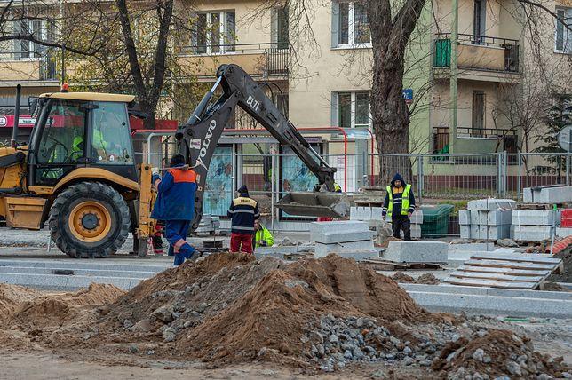 Warszawa. Prace nad nową ulicą zaczną się wiosną 2021 r.